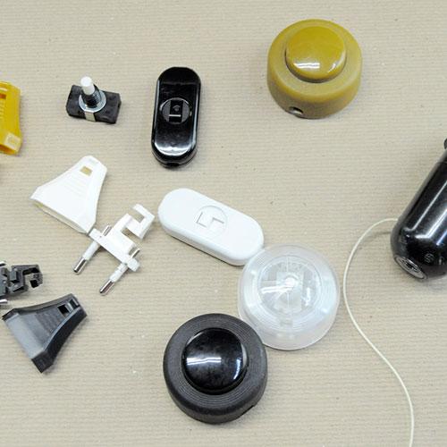 Lamparas cebria fabricaci n restauraci n y repuestos de - Enchufes e interruptores ...
