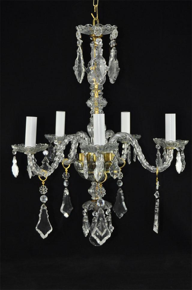 L mpara ara a de cristal n 34 lamparas cebria - Lamparas de arana de cristal ...