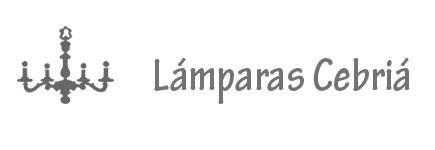 Lámparas Cebria